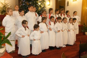 Božićni koncert (župna crkva sv. Antuna Padovanskog, Novi Marof, 28.12.2014.)