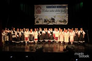 Godišnji koncert KUD-a (KC Ivan Rabuzin, 13.12.2014.)