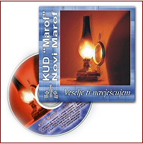"""Drugi audio CD KUD-a (""""Veselje ti navješćujem"""")"""