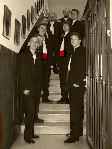 Muška vokalna skupina (Ludbreg 2007.)