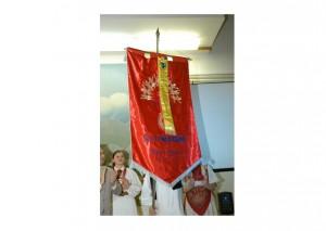 Primopredaja nove zastave (Novi Marof, 25. studeni 2005.)