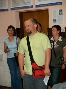 Nino ljut jer kasnimo (Kruševica, 7. srpanj 2007.)
