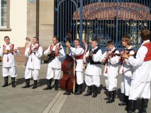 Naši tamburaši (Francuska, kolovoz 2007.)