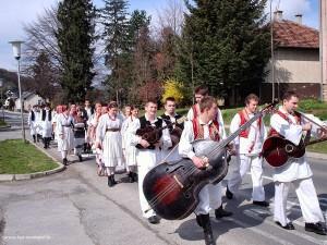 Mimohod (Novi Marof, Uskrs 2004.)