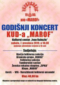 """KC """"Ivan Rabuzin"""" Novi Marof (07.12.2019)"""